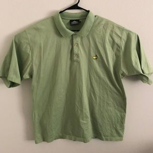 Masters Clubhouse Collection Augusta PGA Golf Polo